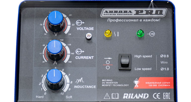 Сварочный полуавтомат AuroraPRO OVERMAN 200