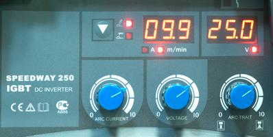 Полуавтомат AuroraPRO SPEEDWAY 250