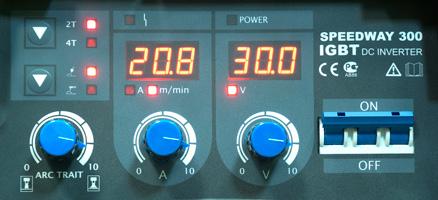 Полуавтомат AuroraPRO SPEEDWAY 300
