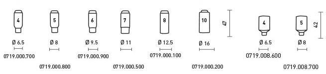Купить сопла керамические для аргонодуговой сварки TIG 17-18-26