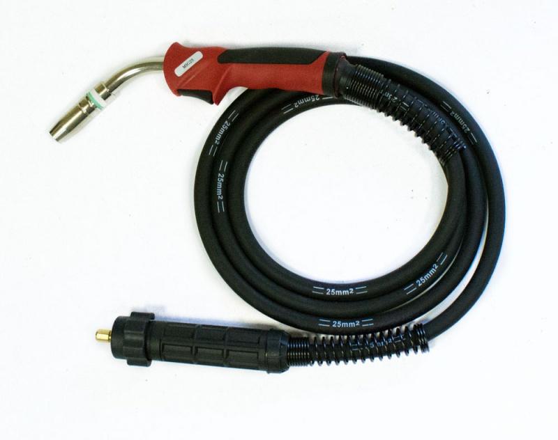 Горелка MIG 25 AIR COOL 230A(60%) EURO 5m