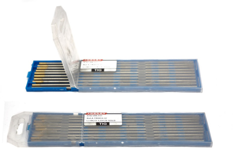 Вольфрамовый электрод WL 15 d 1,6x175mm GOLD