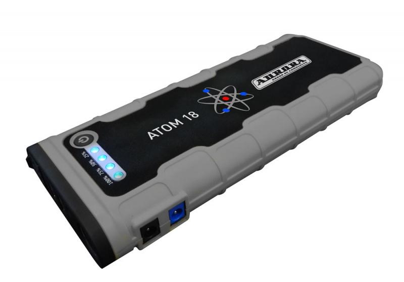 Пусковое устройство нового поколения AURORA ATOM 18