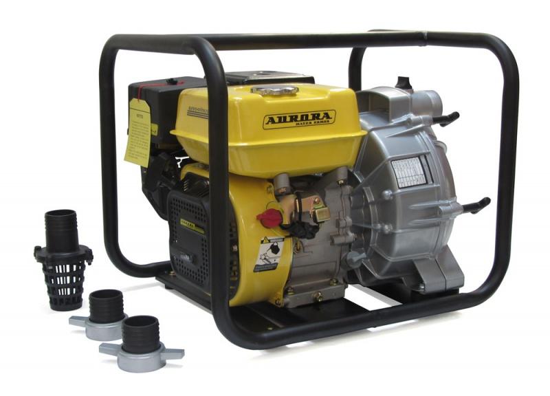 Мотопомпа для грязной воды АМР 50 D