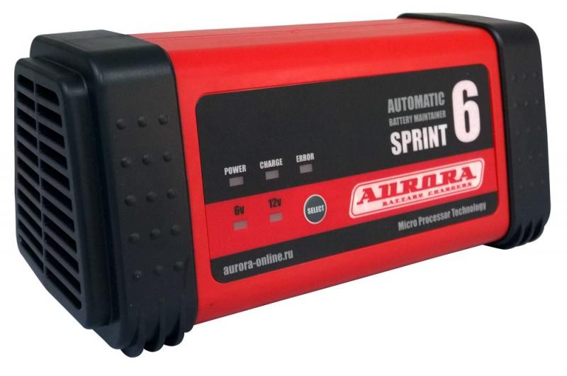 Интеллектуальное зарядное устройство SPRINT-6